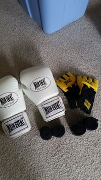 Main Event Boxing Gloves - Everlast MMA Gloves  Fairfax