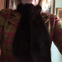 Mink Scarf. Mint condition . Barcelona, 08013