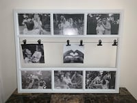 Brand new collage photo frame