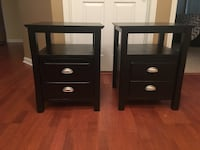 Night stands / end tables  Alexandria, 22304