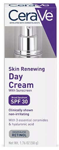 Unopened CeraVe skin renewing day cream spf30 Toronto