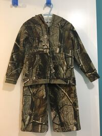 Camouflage Pro Bass Shop track suit Mississauga