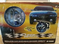 Cyber White driving parking lamp pack Thornton, 80241