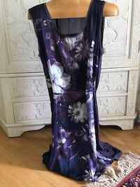 Xl Vera Wang floral dress, pretty! Silver Spring, 20904