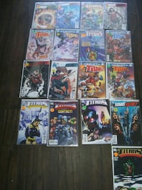 Many Comics All Perfect Condition In Plastic Sleeves With Cardboard