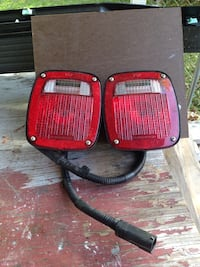 new tail light sets with pigtail wiring
