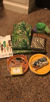 Safari / Jungle Party Supplies Murfreesboro, 37127