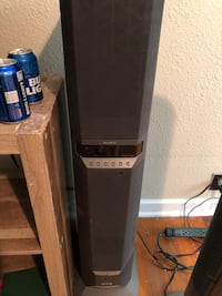 Sony tower speakers for TV Maryville, 37803