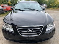 2010 Hyundai Sonata.no accident.low mileage.no damage no rust Toronto