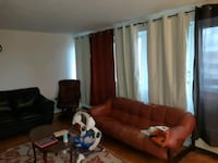 brown and white living room set Montréal, H4N