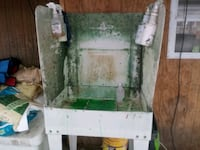 Wash Out Booth
