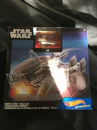 Hot Wheels Star Wars Death Star Trench Run  Langley, V2Y 1B5