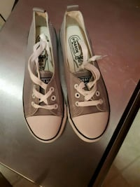 pair of white Converse low-top sneakers Mount Pearl, A1N 2P2