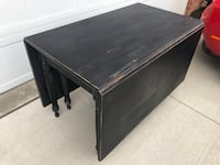 100 yr old antique Duncan Phyfe folding table free delivery Troy, 48085