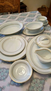 Noritake china #6321 Athena Pattern 50 pieces Ijamsville, 21754