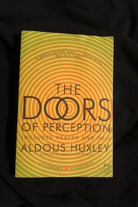 The doors of perception includes heaven and hell