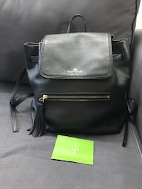 black leather crossbody bag with pouch Toronto, M1T 1G7