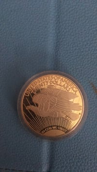 1933 20$ gold coin Lugoff, 29078