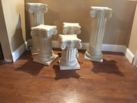 Columns for sale. $70 for set or $15 each Charleston, 29418