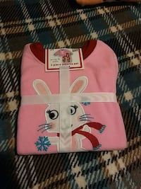 2T pink and white 2-piece pajama set Huntsville, 35811
