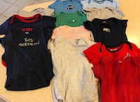 12 pieces Baby boy clothes