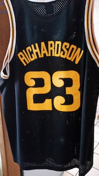 Jason Richardson 75 GS Warriors Jersey