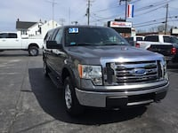 2009 Ford F-150 4WD SuperCab 145  XLT Hanover