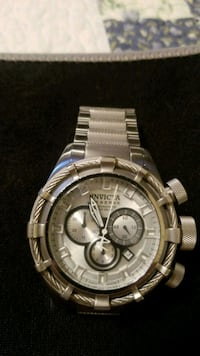 Invicta Reserve 50 mm Bolt mens watch North Olmsted, 44070