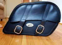 Motorcycle bag LEATHER