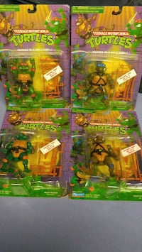 New TMNT set Original 1998 ($500- $475.00) OBO Temple City