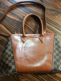 Brand new LV leather monogram with dust bag serious inquires only. Price reflects authenticity! Barrie, L4N 4W2