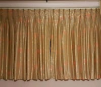 Beautiful custom made curtains Montreal, H9K 0A1