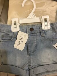 12 Month girl shorts from asks fifth avenue