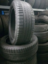 235 55 19 set of 4 GOODYEAR EAGLE A/S $240 Vaughan, L4L 7Y5