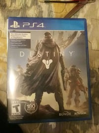 Sony PS4 Destiny game case Pasadena, 77504