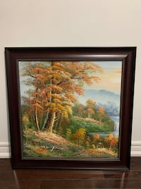 Price Negotiable Beautiful painting perfect condition Toronto, M6G