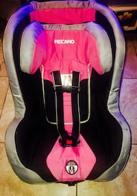 baby's black and pink car seat Tempe, 85281