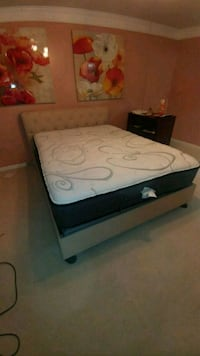 Queen Size Bed Frame Only!! NO MATTRESS. North Augusta, 29860