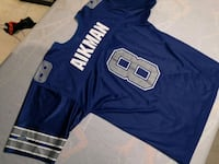 blue and white NFL jersey Winnipeg, R3B 3C3