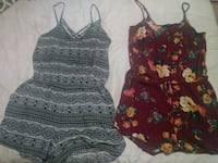 2 for $8 summer rompers  Henderson, 89015