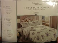*Serious Buyers* 3pc Queen Duvet Cover Sets