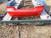 red and black car grille Diana, 75640