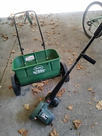 Scott's seed spreader and lawn edger Fairfield, 94533