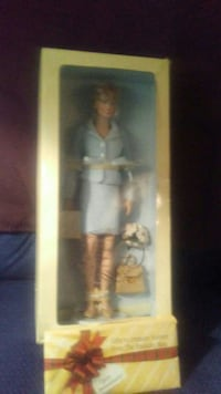 Princess Diana doll package