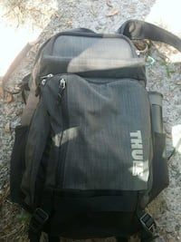 black and gray backpack with bag Pensacola Beach, 32561
