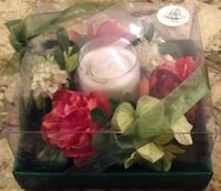 Floral Table Arrangement (new in box) London