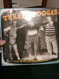 Still wrapped 2001 The three Stooges calendar Rosedale, 21237