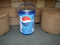 Large Insulated Beverage Cooler with Handle Nassau County