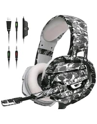 Gaming Headset PS4 Headset