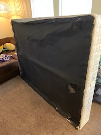 Queen Bed Box Frame